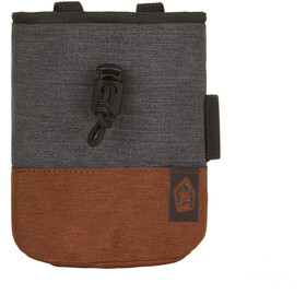 E9 Topo Small Chalkbag grey/brown